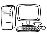 Desenho Computador 3 pintado por CARROS