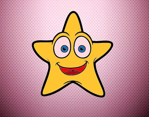 Estrelas Do Mar Para Colorir
