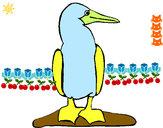 Desenho Pato pintado por Dayannes