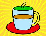 Desenho Chá pintado por vasco2015