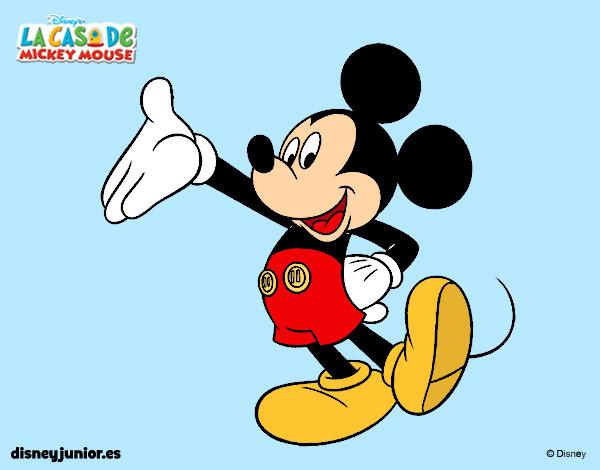 Desenhos De A Casa De Mickey Mouse Para Colorir