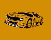 Desenho Carro desportivo veloz pintado por VitoriaLi