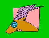 Desenho Signo do Capricórnio pintado por daniela200