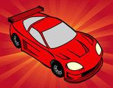 Desenho Carro moderno pintado por IgorF