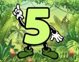 Número 5
