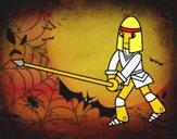 Cavaleiro com lança