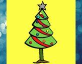 Árvore de natal II