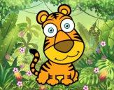 Tigre-de-sumatra