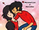 Marshall Lee e Marceline