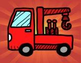 Caminhão de reboque