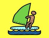 Sinais de windsurf
