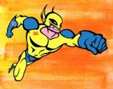 Super-herói sem uma capa