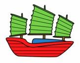 Navio oriental