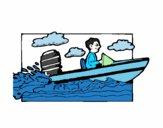 Aquáticos barco