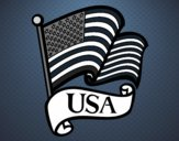 Bandeira dos Estados Unidos