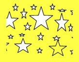 Conjunto de estrelas