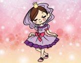 Jovem princesa