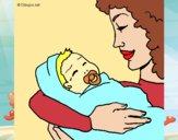 Mãe e filho II