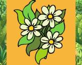 Desenho Florzitas pintado por shirloka