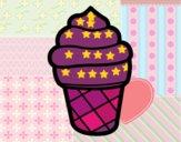 Gelado doce