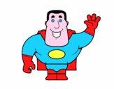 Saudação de super-heróis