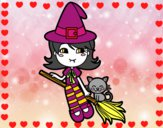 Bruxa simpática