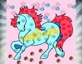 Cavalo robusto