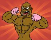 Gorila forte