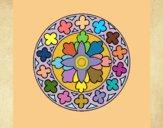 Desenho Mandala 21 pintado por Ita51