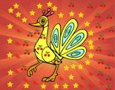 Pavão-indiano