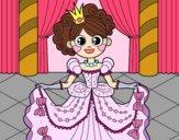Princesa no baile