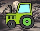 Tractor clássico