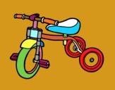 Triciclo para a crianças