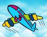 Aeroplano rápido