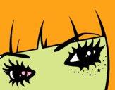 Emo olhos