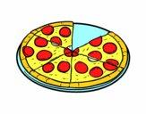 Pizza italiana