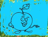 Senhor maçã