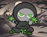 Menino ninja