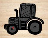 Desenho Tractor Lamboghini pintado por NETO12