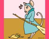 Desenho La ratita presumida 2 pintado por BetaMarcus