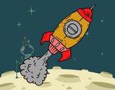 Foguete de propulsão