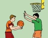 Jogador a defender