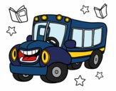 Ônibus animado