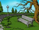 Paisagem da parque