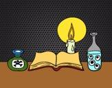 Livro de feitiços