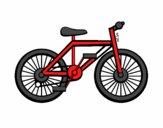 Desenho Bicicleta pintado por Apolo