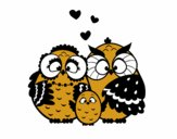 Família coruja