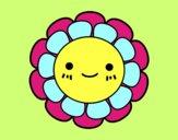 Florzinha infantil