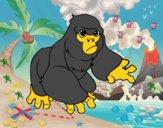 Gorila-das-montanhas