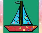 Barco veleiro